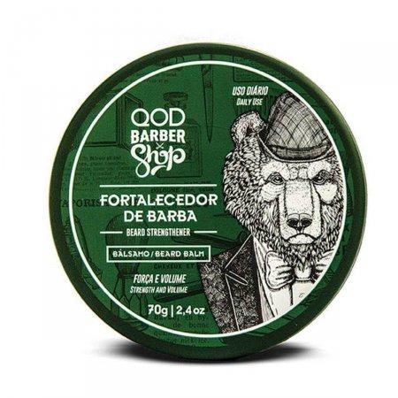 Bálsamo Fortalecedor de Barba QOD Barber Shop
