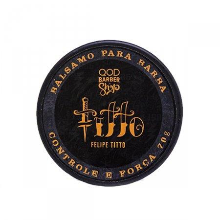 Bálsamo para Barba QOD Shop Felipe Titto