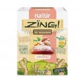 Bala de Gengibre Natur Zing Original