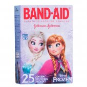 Curativos Band-Aid Frozen