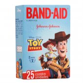 BAND AID  TOY STORY 25 UNIDADE