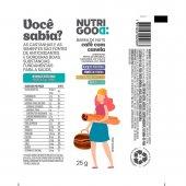 NUTRIGOOD BARRA DE CASTANHA NUTS CAFE & CANELA 25G