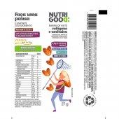 NUTRIGOOD BARRA DE CASTANHA NUTS COLEAGENO AMENDOA 27G