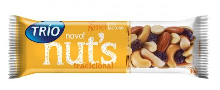Barra de Cereal Nuts Tradicional