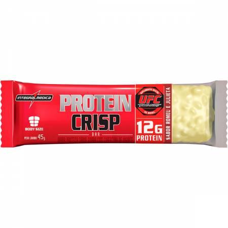 Barra de Proteína Protein Crisp Sabor Romeu e Julieta