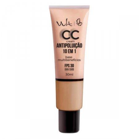 Base Vult CC Cream Antipoluição Cor MB03