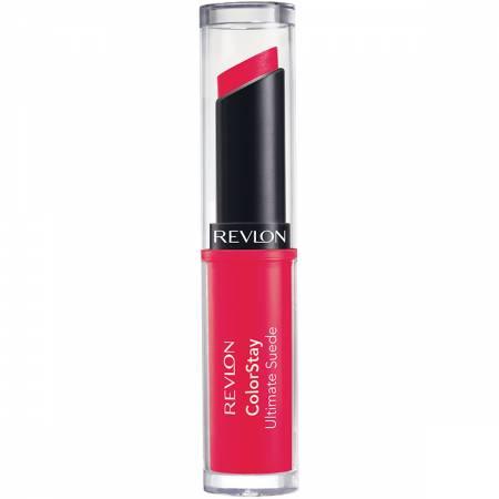 Batom Colorstay Ultimate Suede Lipstick Cor Finale