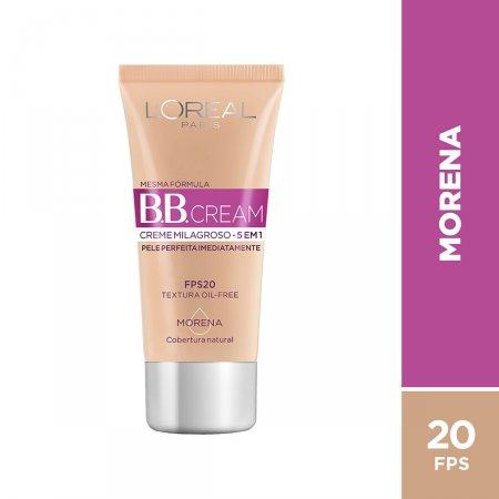 BB Cream L'Oréal Paris Dermo Expertise Base Morena
