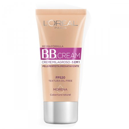 BB Cream L'Oréal Paris Dermo Expertise Base Morena 30ml | Drogasil.com Foto 1
