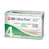 Agulha para Caneta BD Ultra-Fine Pentapoint Easyflow 4mm