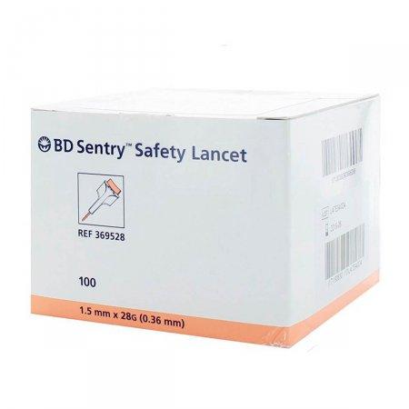 Lancetas BD Sentry
