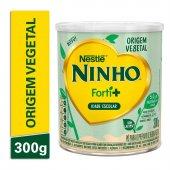 Composto Lácteo Ninho Forti+ Origem Vegetal Sem Lactose com 300g