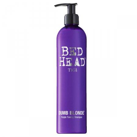 Shampoo Desamarelador Bed Head Dumb Blonde 400ml | Drogasil.com Foto 1
