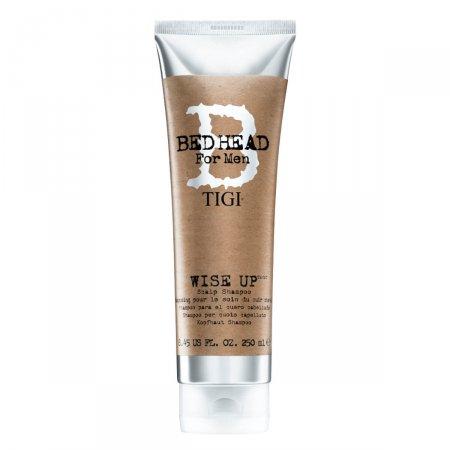Shampoo Bed Head For Men Wise Up 250ml | Drogasil.com Foto 1