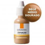 ANTHELIOS COLOR DOSE BEGE MEDIO DOURADO 17ML