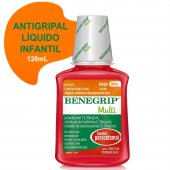 BENEGRIP MULTI SOLUCAO 240ML