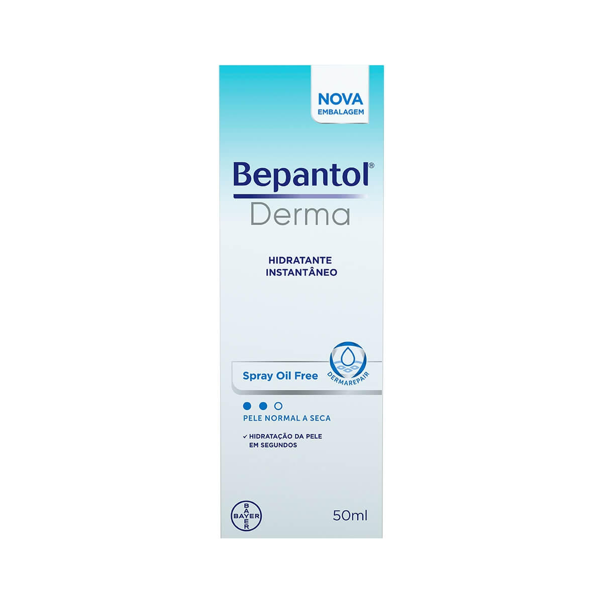 Bepantol Derma Spray Hidratante com 50ml 50ml