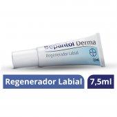 BEPANTOL DERMA PROTETOR REGENERADOR LABIAL HIDRATACAO PARA OS LABIOS BISNAGA 7,5ML