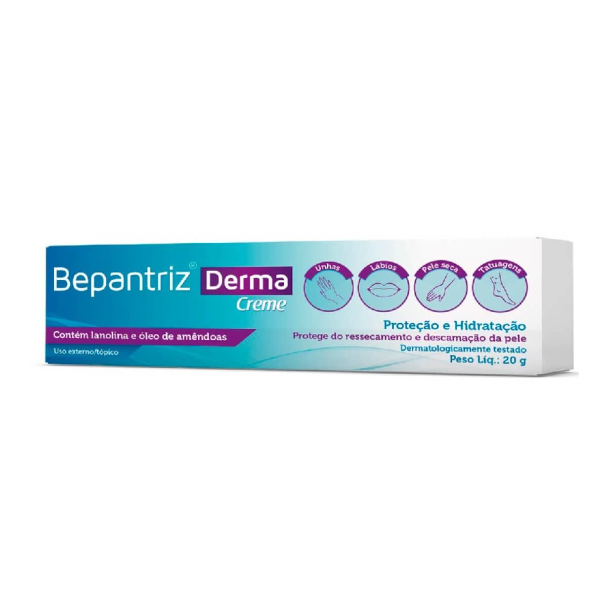 Bepantriz Derma Creme com 20g 20g