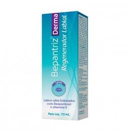 Regenerador Labial Bepantriz Derma creme com 7,5ml
