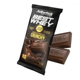 Chocolate Proteíco Best Whey Sabor Crunchy