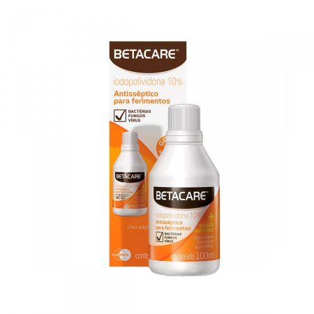 Betacare Iodo Pvpi Spray