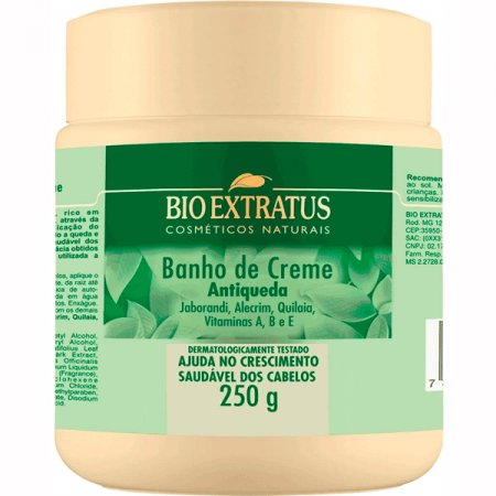 Banho de Creme Bio Extratus Jaborandi