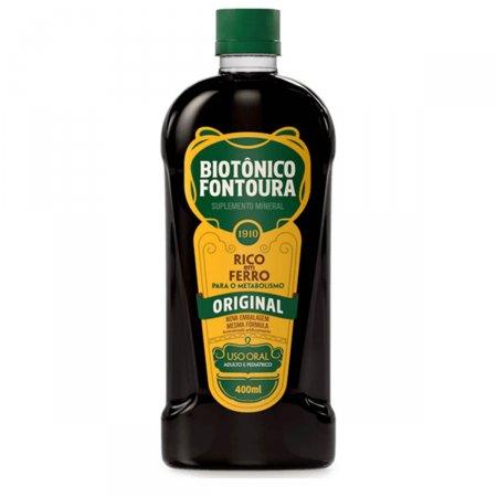 Biotônico Fontoura Original com 400ml