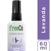 Bloqueador de Odores Sanitários FreeCô Lavanda com 60ml
