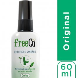 Bloqueador de Odores Sanitários FreeCô Original com 60ml