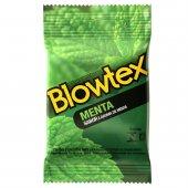 Preservativo Blowtex Menta
