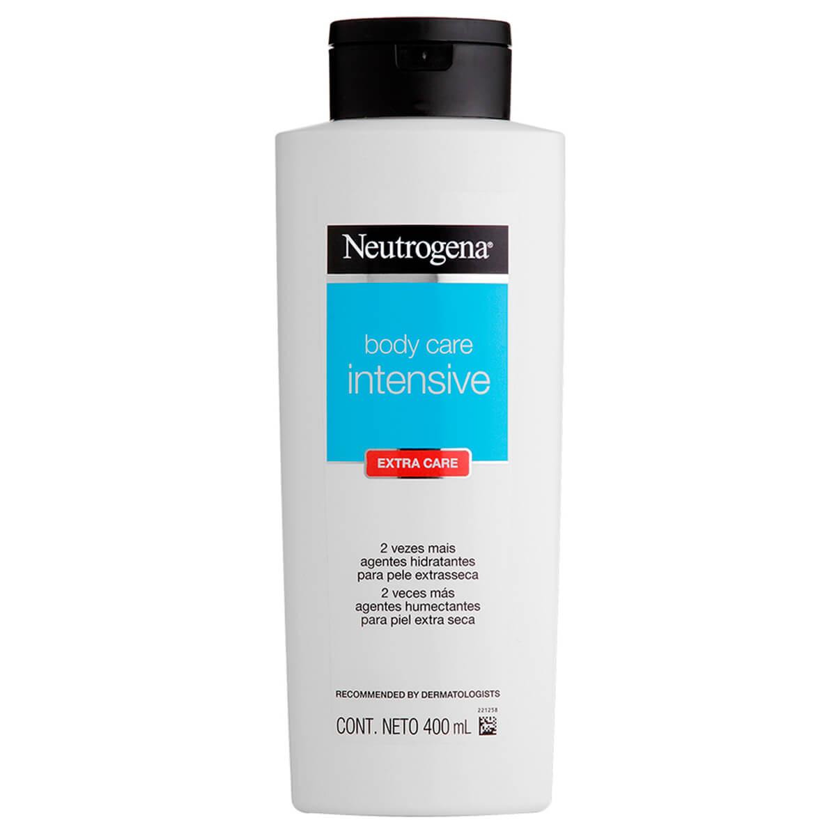 Hidratante Neutrogena Body Care Intensive Extra Care com 400ml 400ml