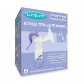 Bomba Tira-Leite Lansinoh Manual Basic Edition