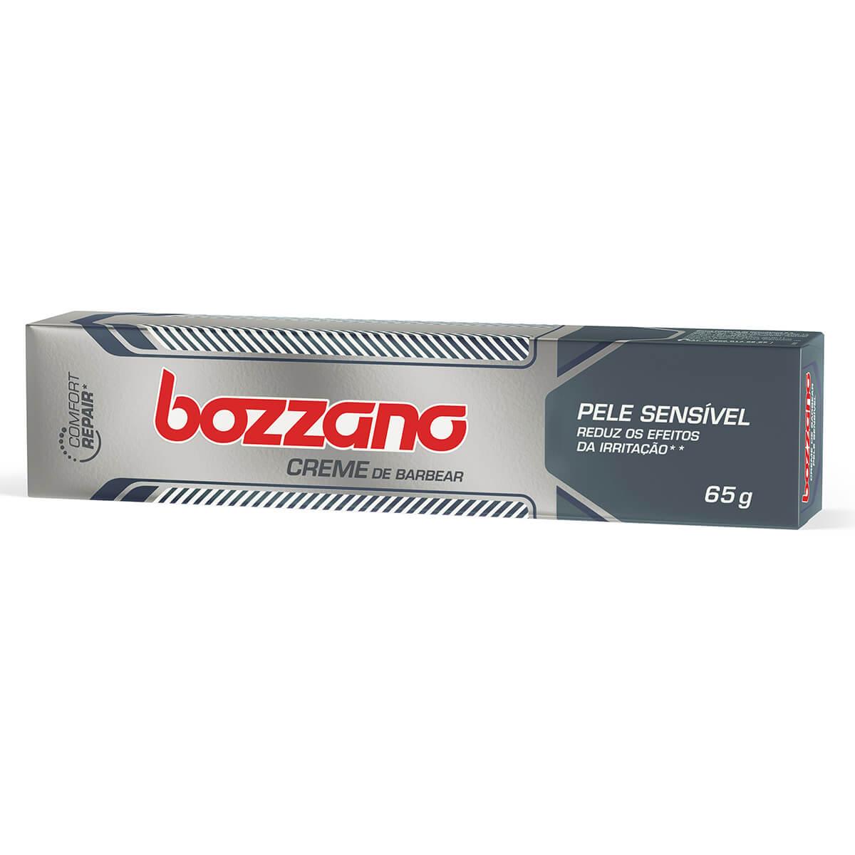 Creme de Barbear Bozzano Pele Sensível com 65g 65g