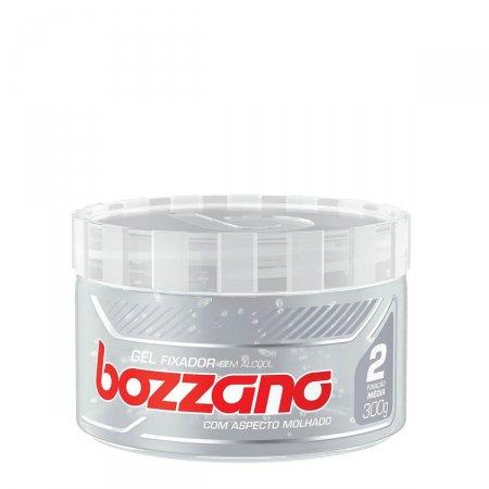 BOZZANO GEL FIXADOR 2 MEDIA BRILHO MOLHADO 300G