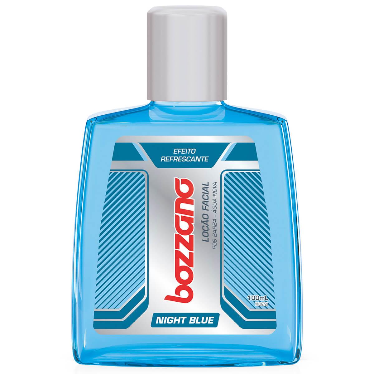 Loção Facial Bozzano Água Nova Night Blue 100ml 100ml