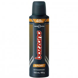 Desodorante Aerosol Antitranspirante Bozzano Sport com 150ml