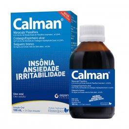 Calman Solução Oral com 100ml