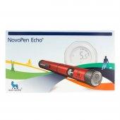 Caneta Aplicadora de Insulina NovoPen Echo Red