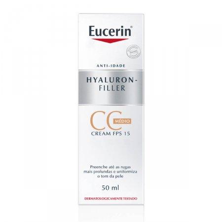 EUCERIN HYALURON FILLER CC CREAM MEDIO 50ML