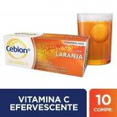 CEBION VITAMINA 1G 10 COMPRIMIDOS EFERVESCENTES