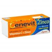 CENEVIT ZINCO 1G/10MG 10 COMPRIMIDOS EFERVESCENTES