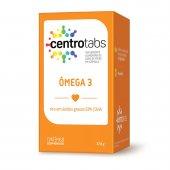 CENTROTABS OMEGA 3 COM 60 CAPSULAS