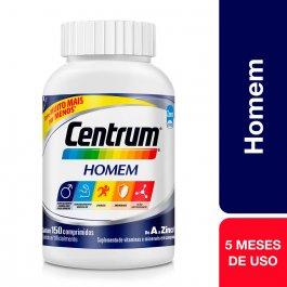 CENTRUM COMPLEXO VITAMINICO PARA HOMENS 150 COMPRIMIDOS
