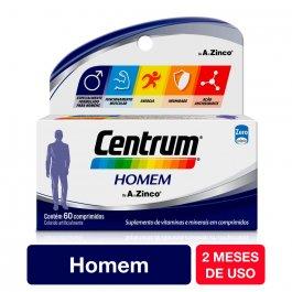 Centrum Homem com 60 Comprimidos
