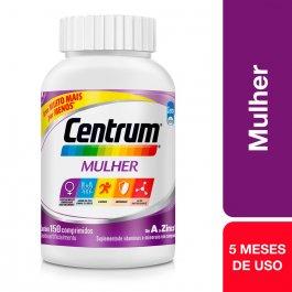 CENTRUM COMPLEXO VITAMINICO PARA MULHERES 150 COMPRIMIDOS