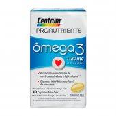 CENTRUM OMEGA3 COMPLEMENTO 30 CAPSULAS