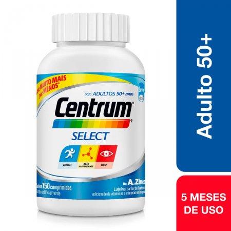CENTRUM SELECT COMPLEXO VITAMINICO 150 COMPRIMIDOS