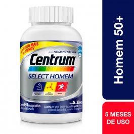 CENTRUM SELECT HOMEM COMPLEXO VITAMINICO 150 COMPRIMIDOS