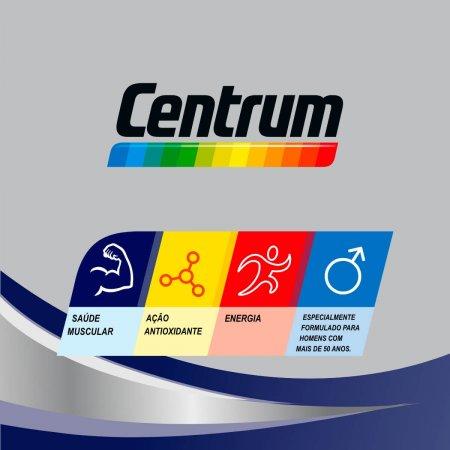 Centrum Select Homem com 150 Comprimidos   Drogasil.com Foto 3